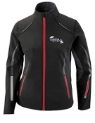 78678 Ladies Hybrid Soft Shell Jacket