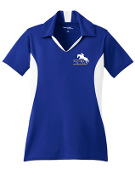 LST655 Ladies Side Blocked Micropique Polo