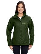 78205 Ladies 3-IN-1 Jacket with Fleece Liner