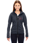 78681 Ladies Bonded Fleece Jacket