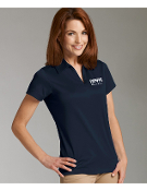 2213 Ladies V-Neck Polo