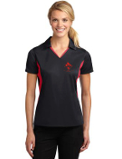 LST655/ST655 Ladies/Mens Side Blocked Polo