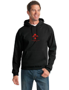996M Jerzees Pullover Hooded Sweatshirt