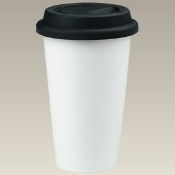 7025 Double Walled Insulated 11 oz. Travel Mug