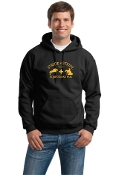 Hooded Sweatshirt Mens/Youth