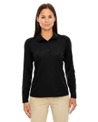 75111/85111 Ladies/Mens Snag Protection Long Sleeve Polo