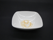 "7.25"" Square Coupe Bowl"