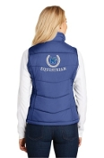 L709 Ladies Puffy vest