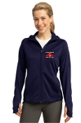 L248 Ladies Full Zip Hoody